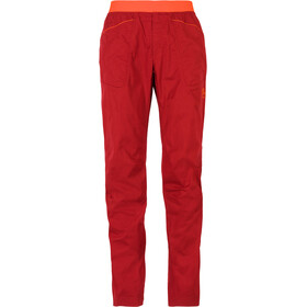 La Sportiva Roots Pantalon Homme, chili/pumpkin